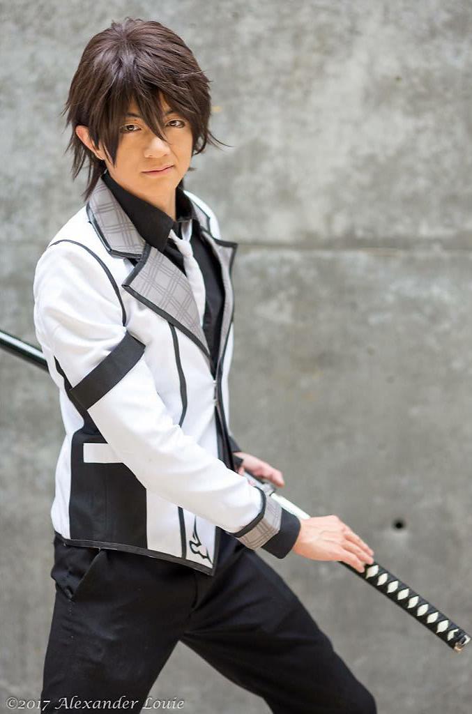 luffyxiiiii as Ikki Kurogane from Chivalry of the Failed Knight.  Photo credit: crazydark1